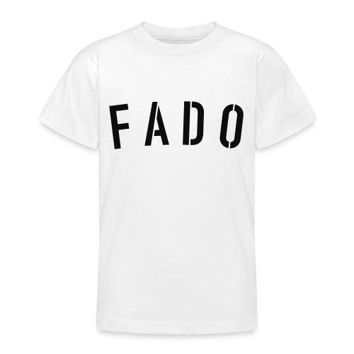 fado - Teenager T-Shirt