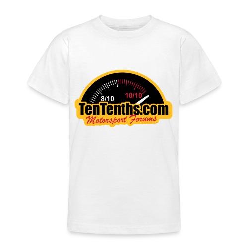 3Colour_Logo - Teenage T-Shirt