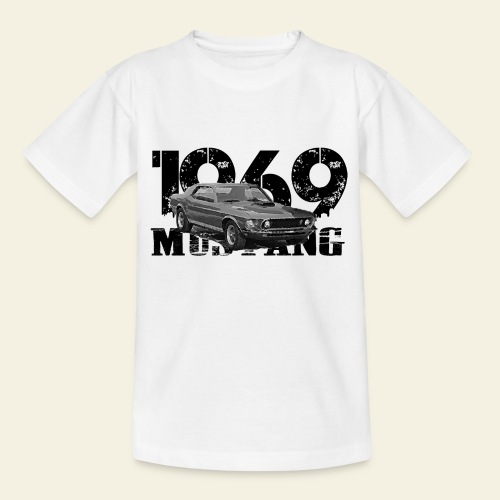 1969 - Teenager-T-shirt