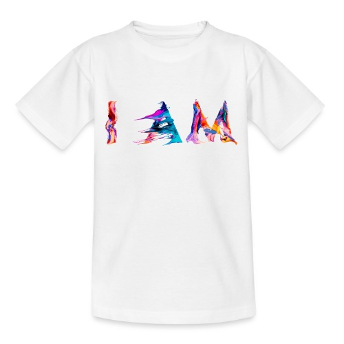 I AM - T-shirt Ado