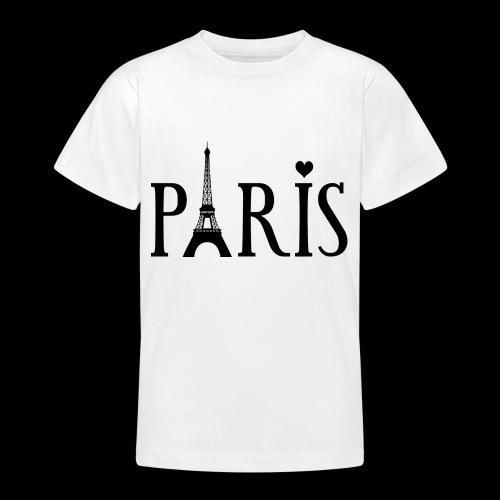 Paris - Teenager T-Shirt
