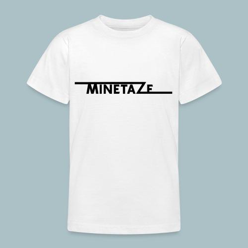Minetace-png - Teenager T-shirt