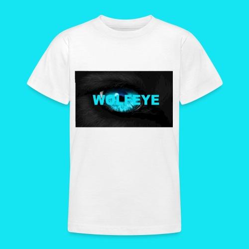 WolfEye T-Shirt - Teenage T-Shirt