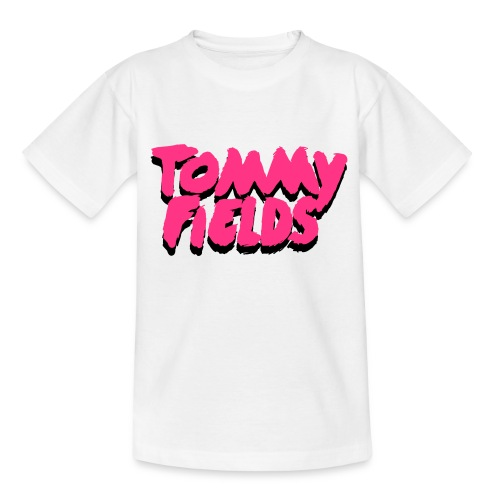 Signature tee - Teenager T-shirt