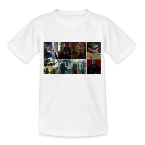 The Return Of The Sith Collage T-Shirt - Teenager T-shirt