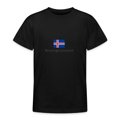 Iceland - Teenage T-Shirt