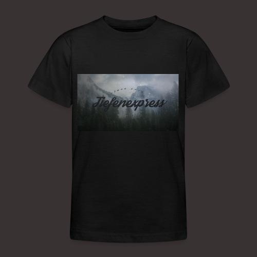 Tiefenexpress Logo 2016 - Teenager T-Shirt