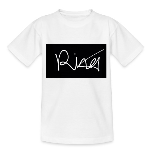 Autogramm - Teenager T-Shirt