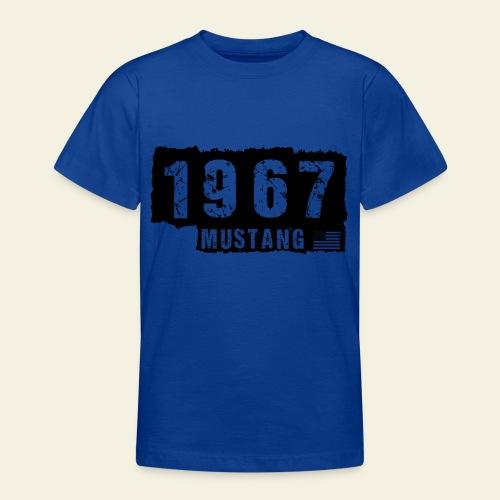 1967 - Teenager-T-shirt