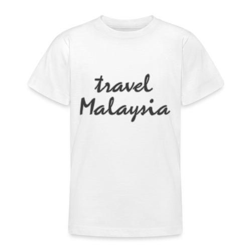 travel Malaysia - Teenager T-Shirt