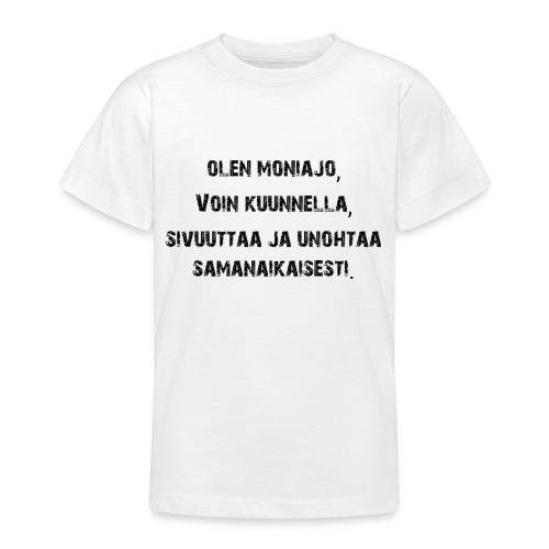 Multitasking - Teenager T-shirt