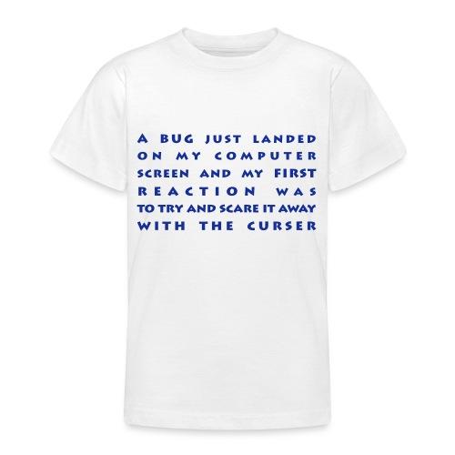 bug - Nuorten t-paita