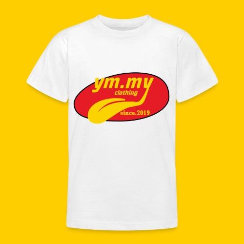 YM.MY clothing LOGO - Teenage T-Shirt