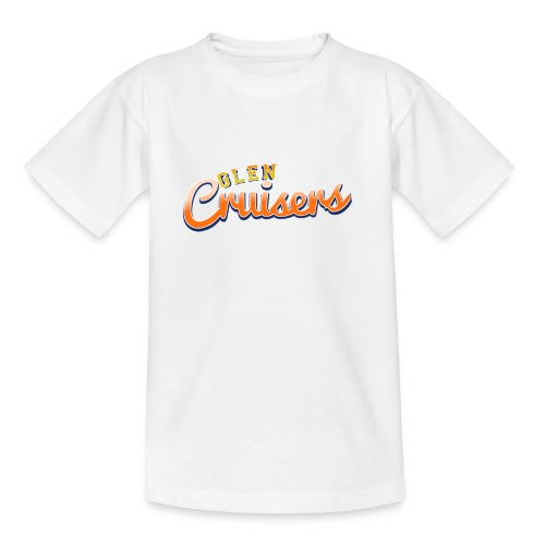 Vintage Cruisers Logo - Teenage T-Shirt