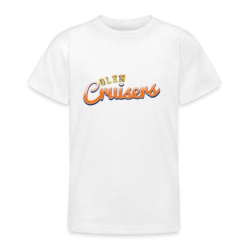 Vintage Cruisers Logo - Teenage T-Shirt