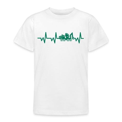 Forst | Herzschlag - Teenager T-Shirt