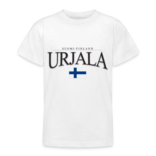 Suomipaita - Urjala Suomi Finland - Nuorten t-paita