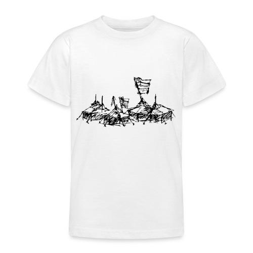 ... mein Dorf - Teenager T-Shirt
