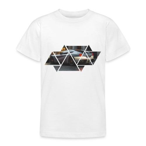 Triangles Black - Maglietta per ragazzi