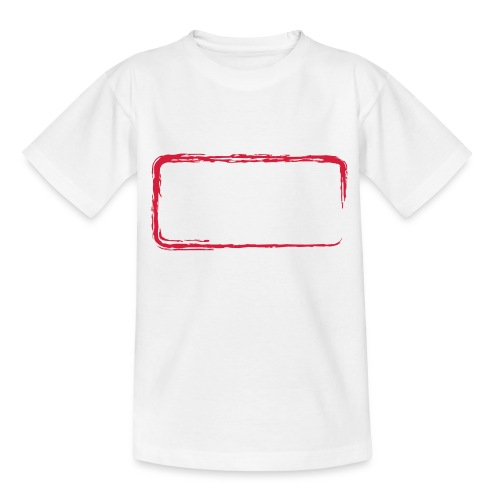 Rahmen_01 - Teenager T-Shirt