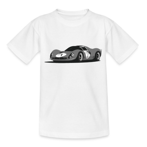 Illustration of an Icon - Teenager T-Shirt