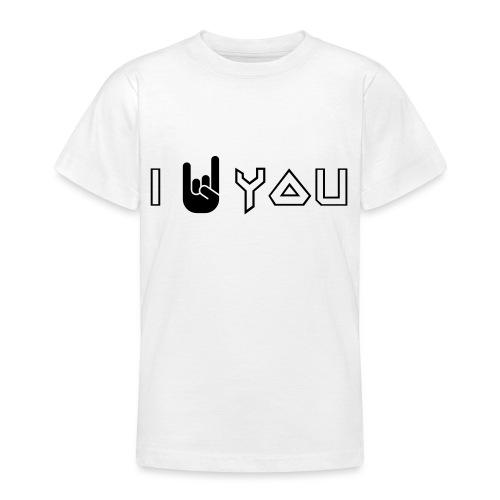 i rock vous - T-shirt Ado