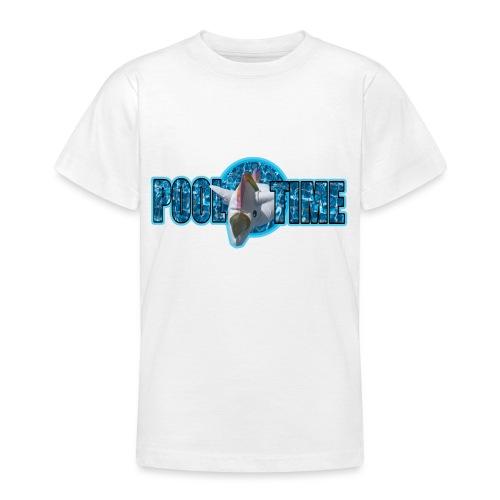 pool time - Teenager T-Shirt