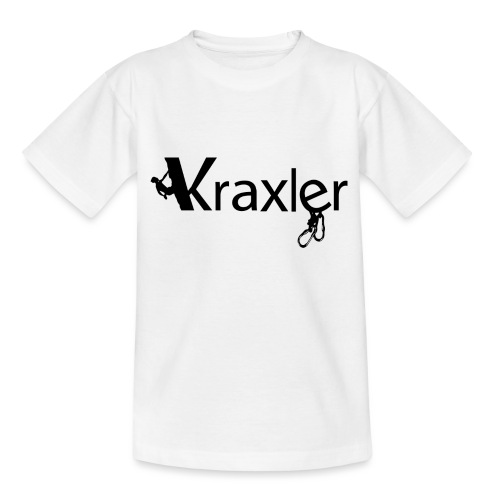 Kraxler - Teenager T-Shirt