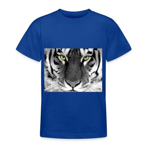 White Tiger jpg - Teenager T-shirt
