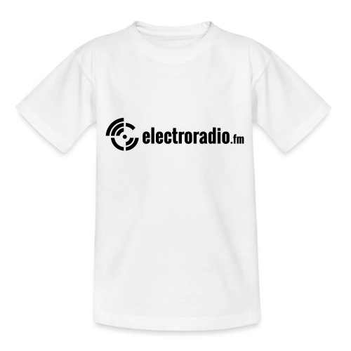 electroradio.fm - Teenage T-Shirt