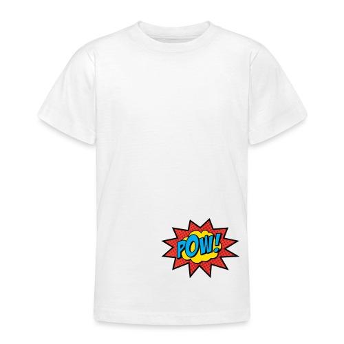 Pow - Maglietta per ragazzi
