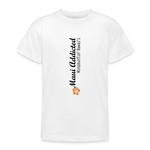 MAddLogoVert ai - Teenage T-Shirt