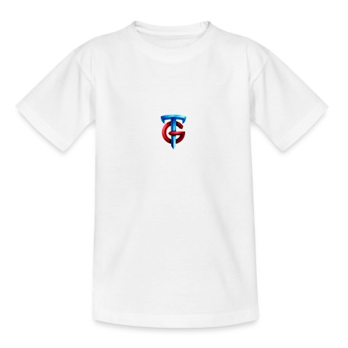 tg logo png - Teenage T-Shirt