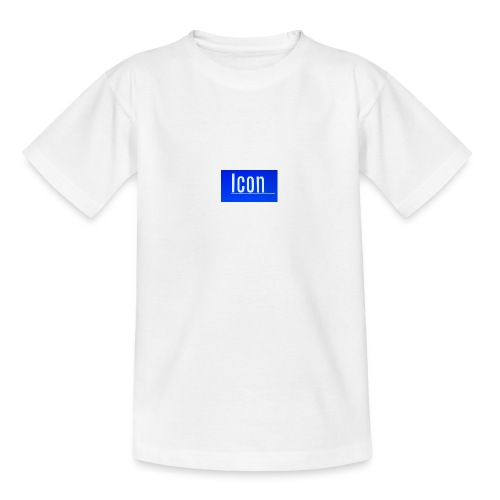 Icon kids small logo tshirt - Teenage T-Shirt