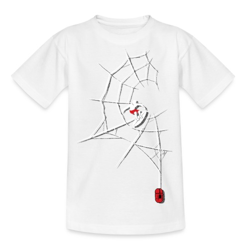 Surf the Web - Teenage T-Shirt