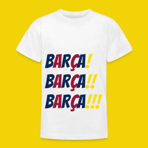 Barça Chant - Teenage T-Shirt