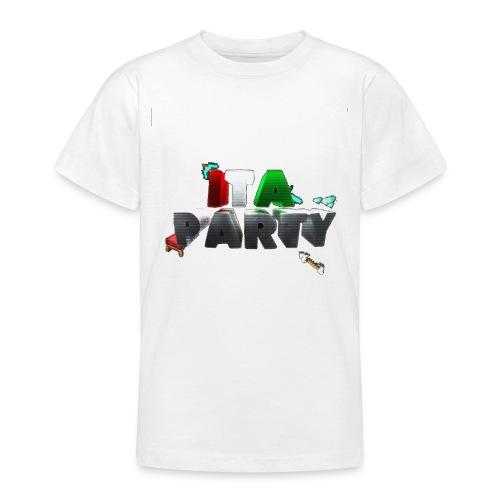 ItaParty - Maglietta per ragazzi