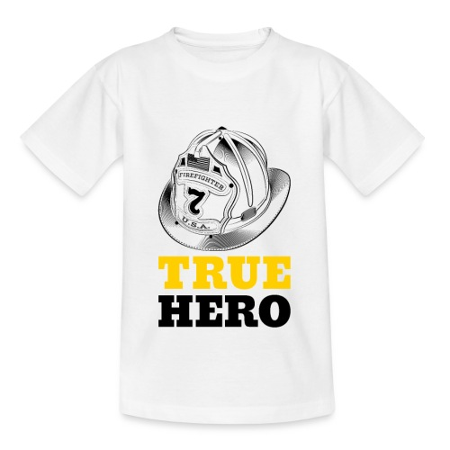 True Hero - Teenager T-Shirt