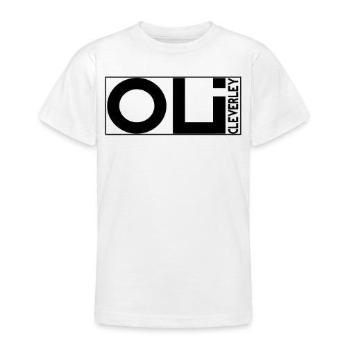 OLI CLEVERLEY Design - Teenage T-Shirt