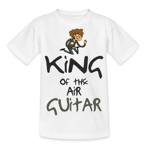 airguitar man png - Maglietta per ragazzi