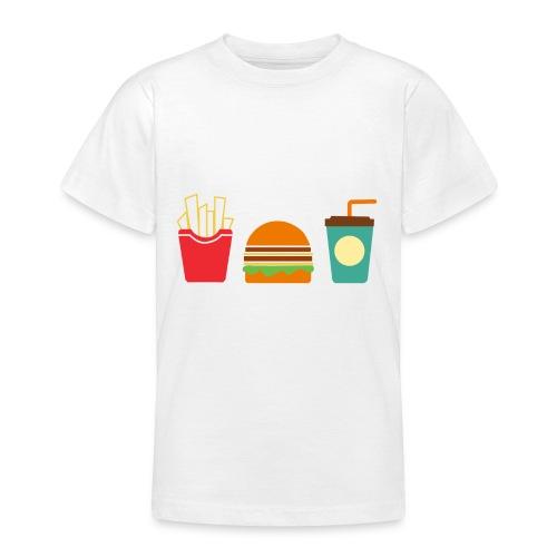 Fast Food - Maglietta per ragazzi