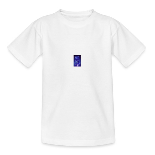 endriu1803 wolf - Teenage T-Shirt