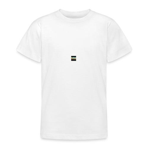 emilking44gaming youtube logo - T-shirt tonåring