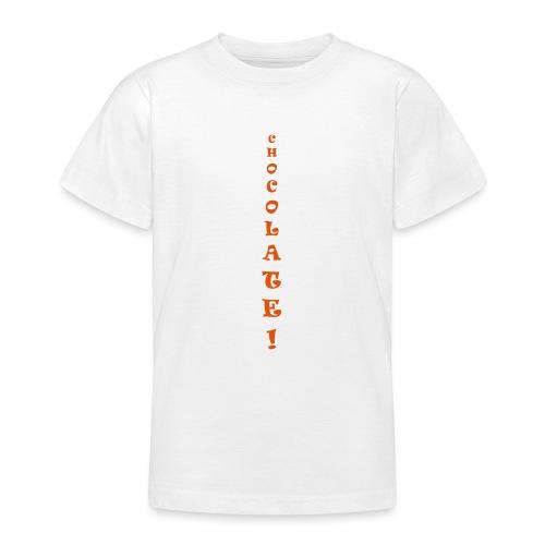 Chocolate - Maglietta per ragazzi