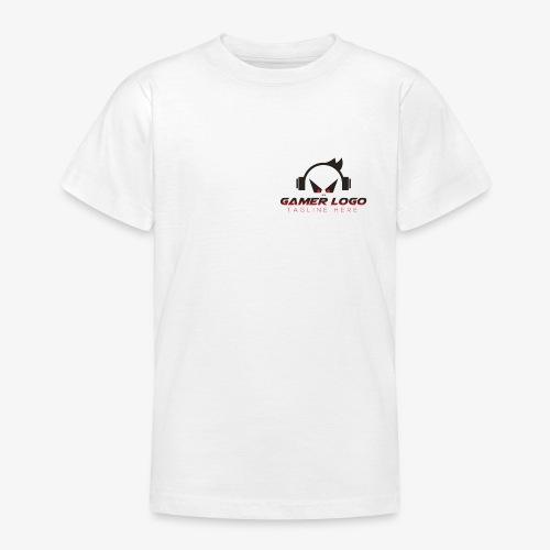 gamer logo - Teenager T-Shirt