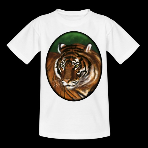 Tiger - Teenage T-Shirt
