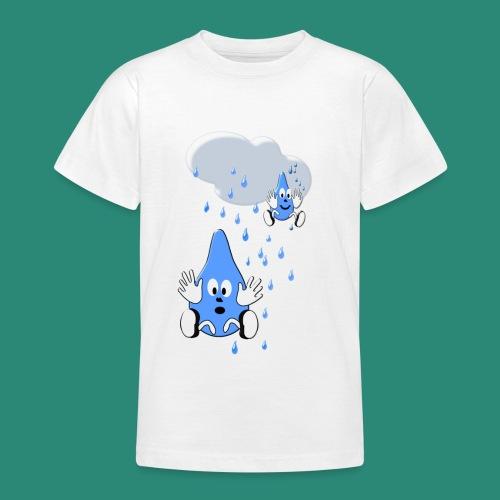 Regen,Regen - Teenager T-Shirt