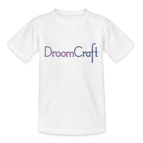 DroomCraft - Teenager T-shirt