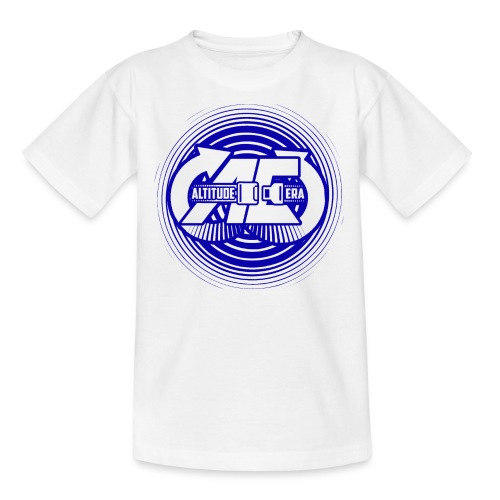 Altitude Era Circle Logo - Teenage T-Shirt