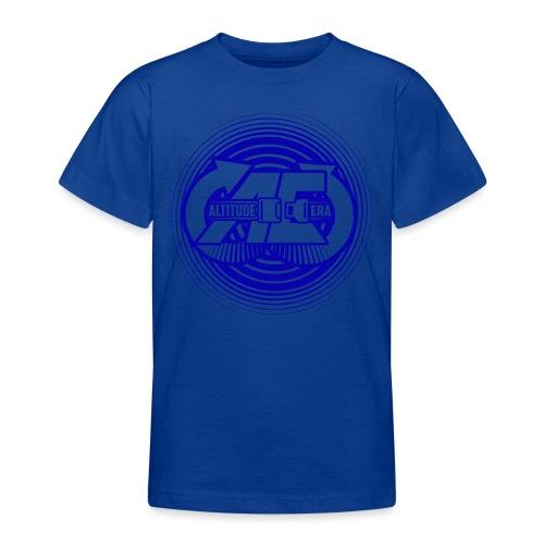 Altitude Era Circle Logo - Teenage T-Shirt